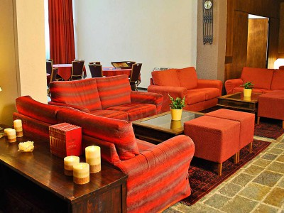 Arahova Inn - Lounge