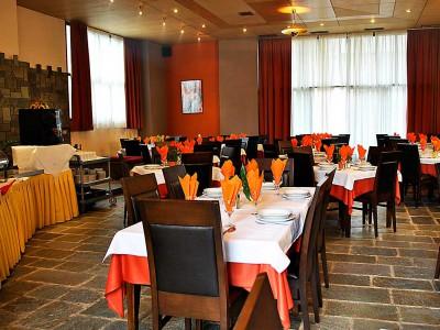 Arahova Inn - Breakfast and Dining
