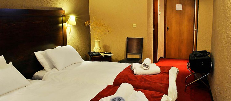 Arahova Inn - Standard Double Room